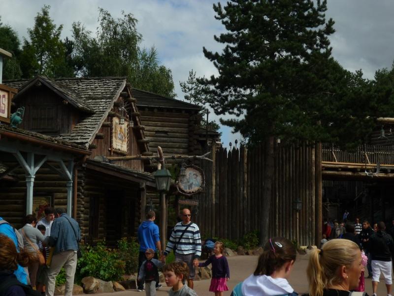 Séjour au Sequoia Lodge du 26 au 31 Aout 2012 (premier séjour pour ma chérie) - Terminé  - Page 5 P1020245