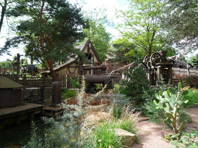 Séjour au Sequoia Lodge du 26 au 31 Aout 2012 (premier séjour pour ma chérie) - Terminé  - Page 5 P1020246