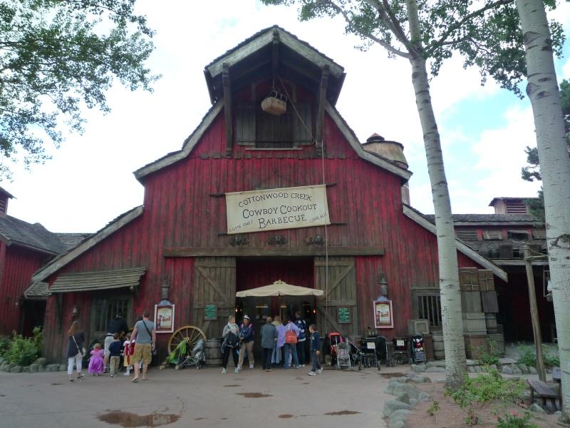 Séjour au Sequoia Lodge du 26 au 31 Aout 2012 (premier séjour pour ma chérie) - Terminé  - Page 5 P1020247