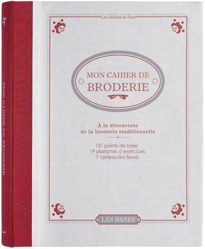 Mon Cahier de Broderie