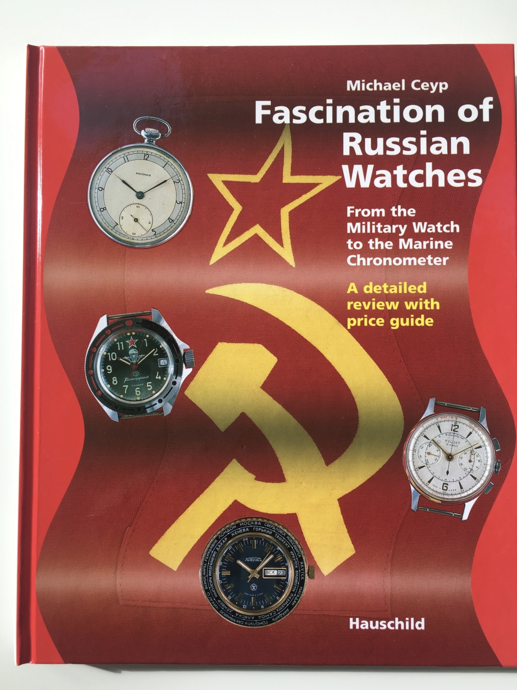 (VENDS) Fascination of Russian Watches de Michael Ceyp Fullsi41