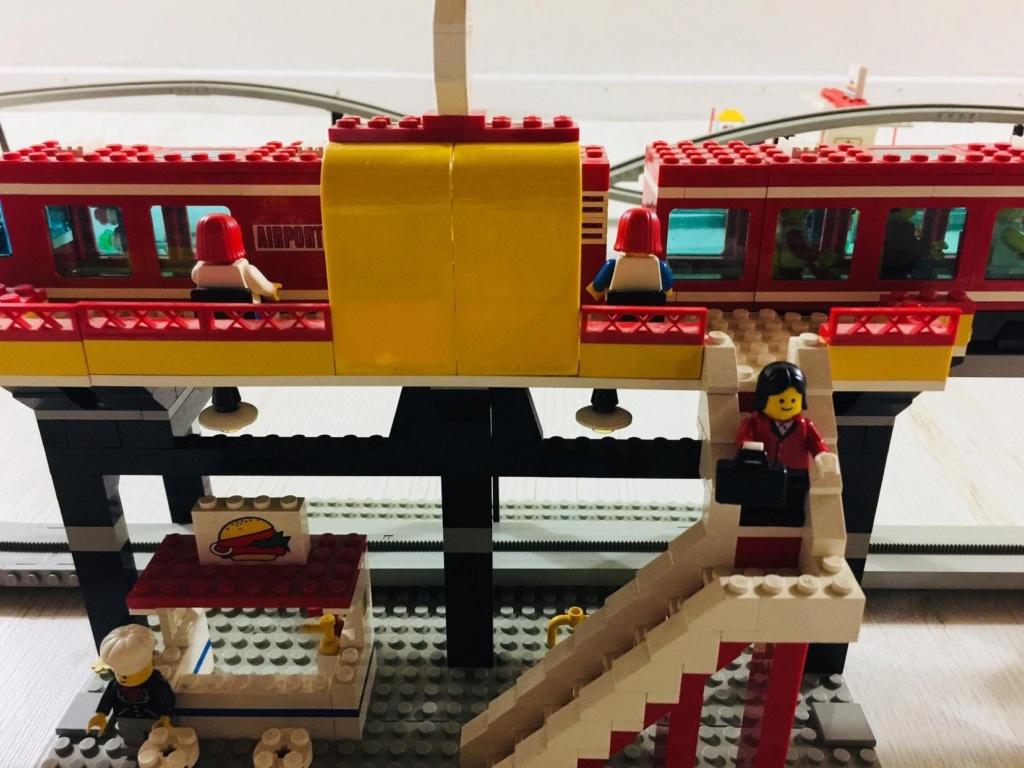 Lego 6399 Airport Shuttle vintage 1c4d2210