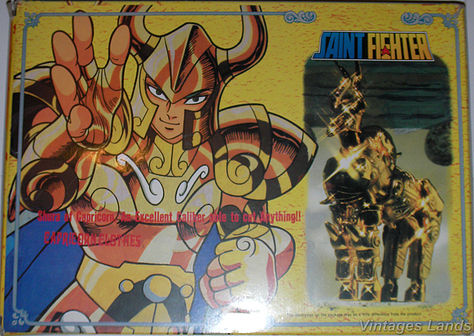 Cavalieri dello Zodiaco bootlegs e anni 2000 38230e10