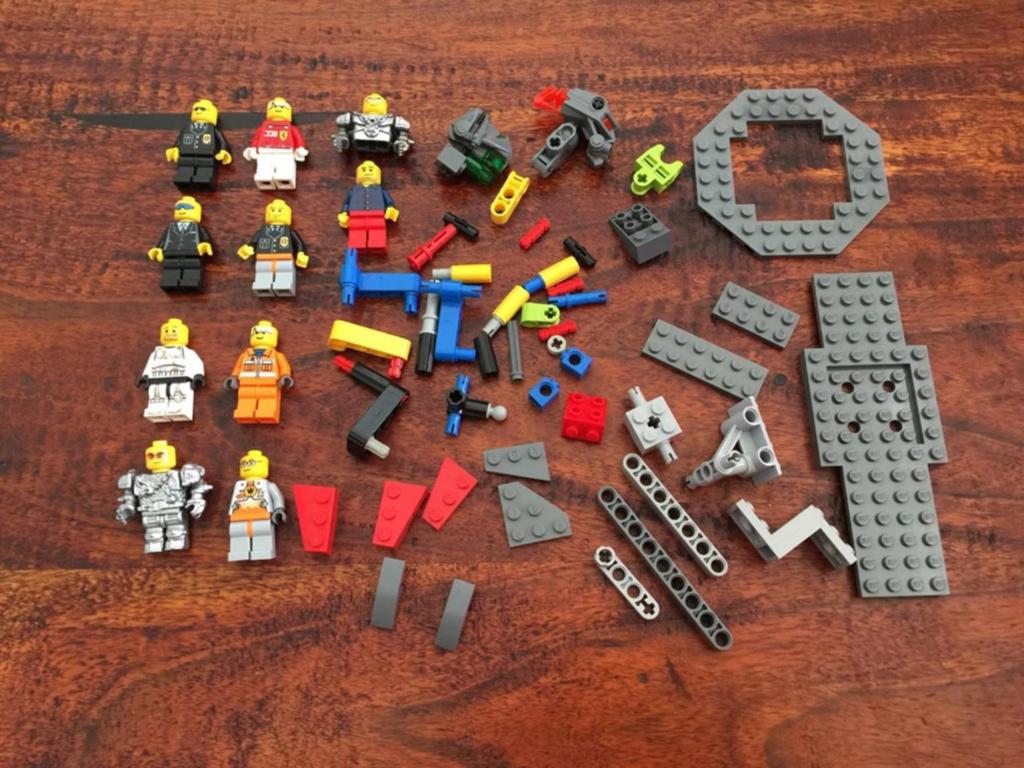 Lego vintage anni 80/90 4ea6d210