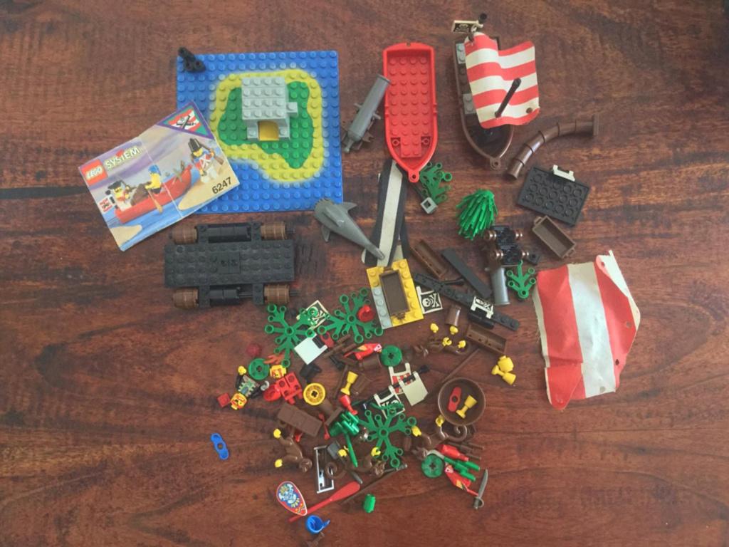 Lego vintage anni 80/90 90115110