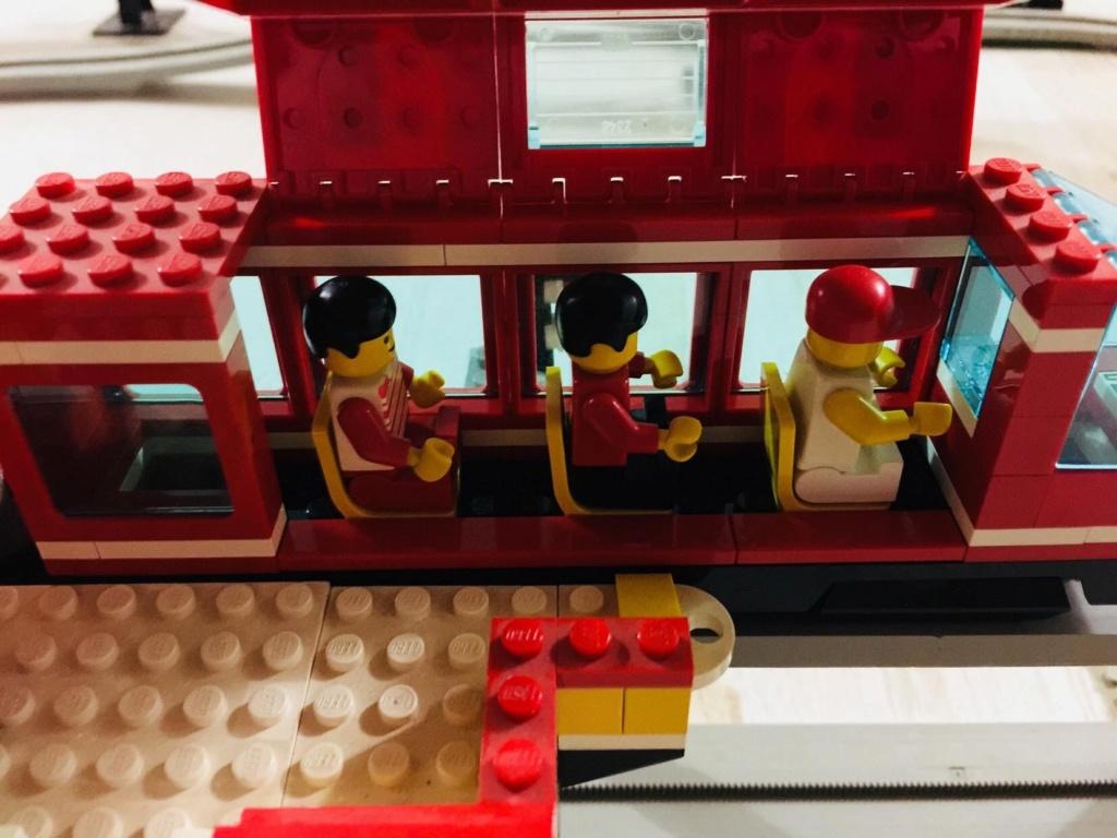 Lego 6399 Airport Shuttle vintage Cbe06210