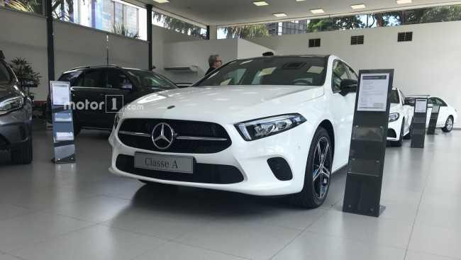 Novo Mercedes-Benz Classe A já está nas lojas por R$ 194.900 Merced12