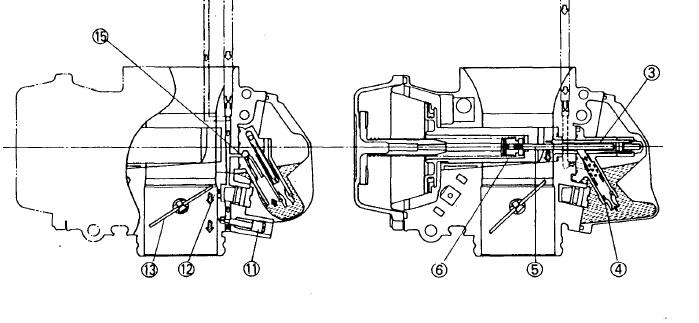 Revision des carbus XTZ 750 - Page 2 Carbu10