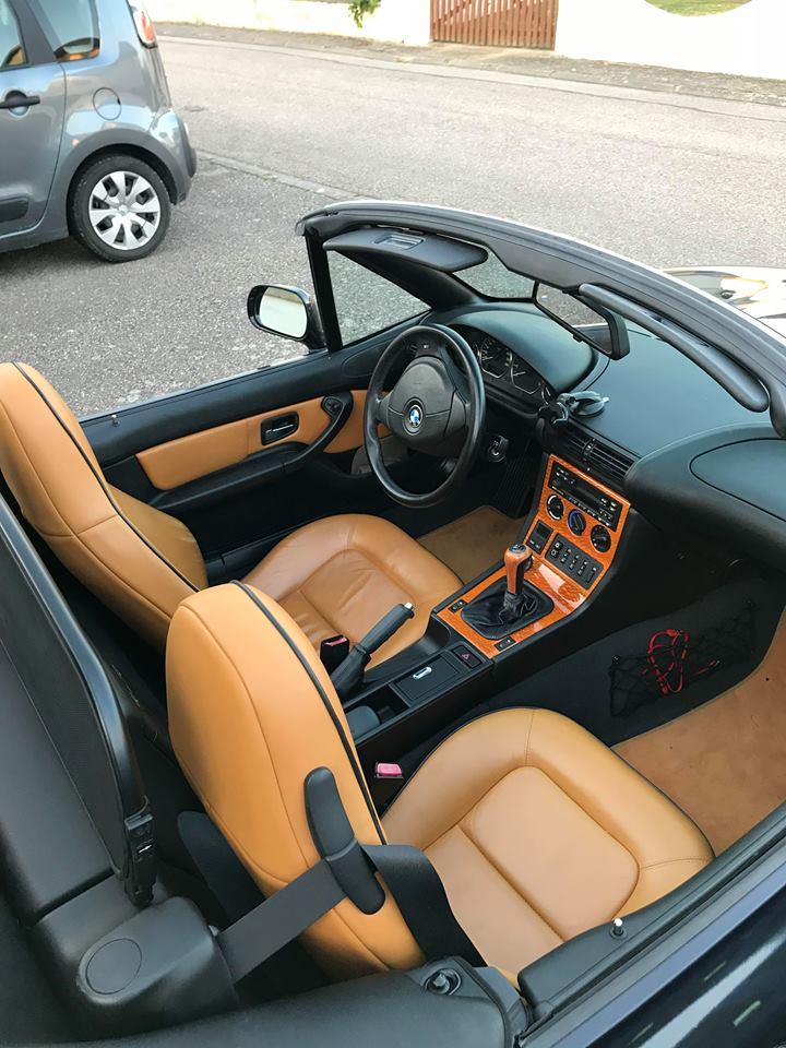 BMW Z3 - 2.8L  37019310