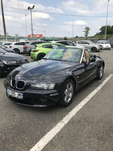 BMW Z3 - 2.8L  Img_8742