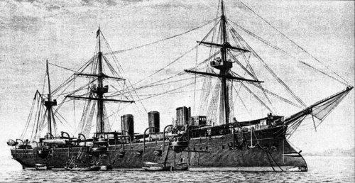 CROISEURS LOURDS CLASSE DUQUESNE (FRANCE) (Terminé) Amiral10