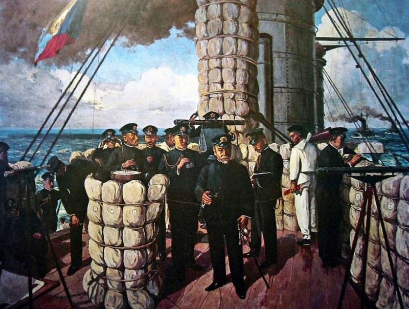 [Article] BATAILLE DE TSUSHIMA (27-28 MAI 1905) (Terminé) Amiral13