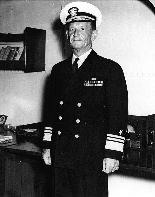 BATAILLE DE LA MER DE CORAIL (MAI 1942) (Terminé) Amiral14
