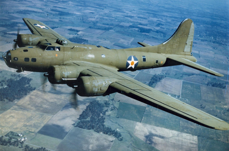 BATAILLE DE LA MER DE CORAIL (MAI 1942) (Terminé) Boeing17