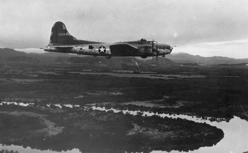 BATAILLE DE LA MER DE CORAIL (MAI 1942) (Terminé) Boeing18