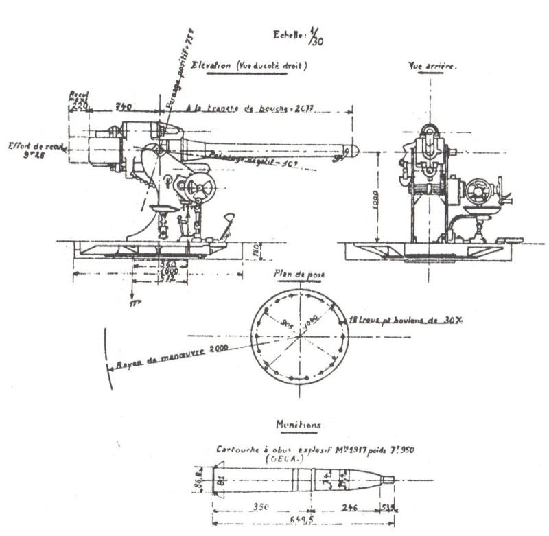 CONTRE-TORPILLEURS CLASSE AIGLE (FRANCE) (Terminé) Canon_16