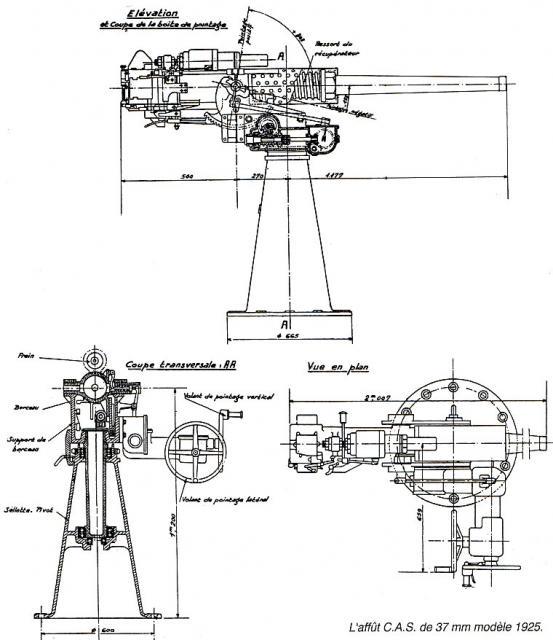 CONTRE-TORPILLEURS CLASSE AIGLE (FRANCE) (Terminé) Canon_18