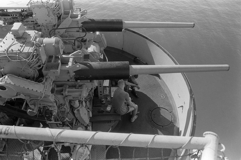 DESTROYERS LANCE-MISSILES CLASSE KIDD (Terminé) Canon_69