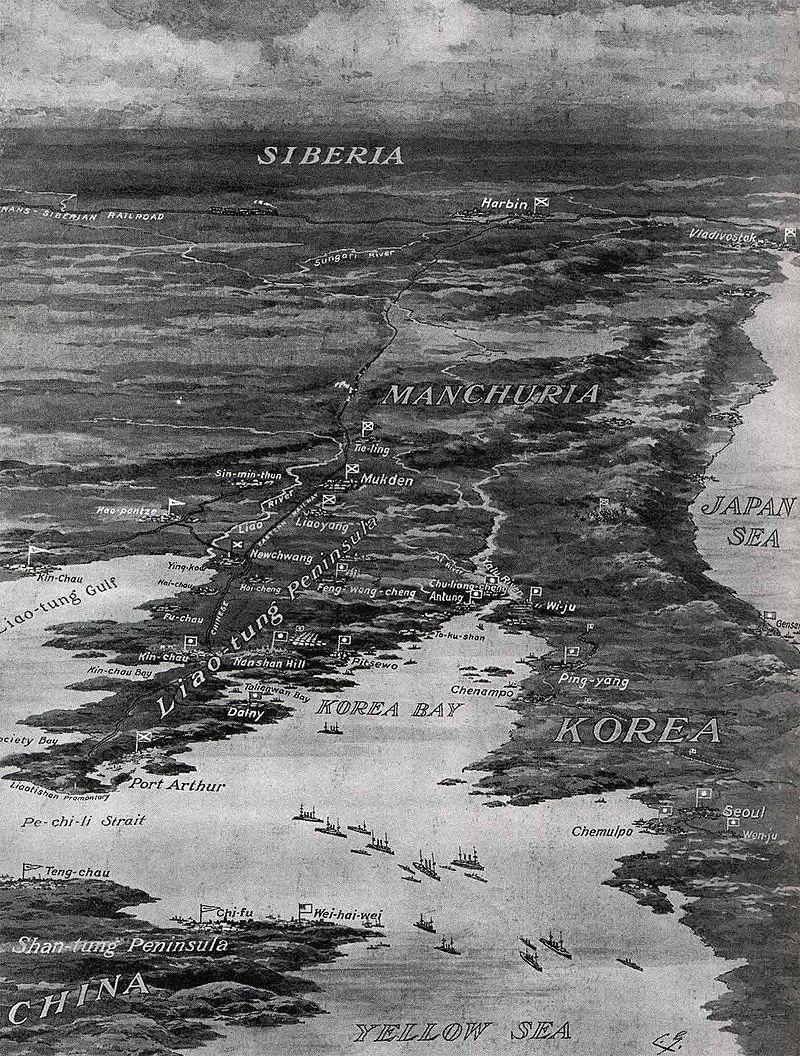 [Article] BATAILLE DE TSUSHIMA (27-28 MAI 1905) (Terminé) Carte_10