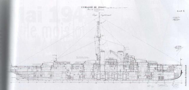CUIRASSES CLASSE BRETAGNE (FRANCE) (FIN) Classe48