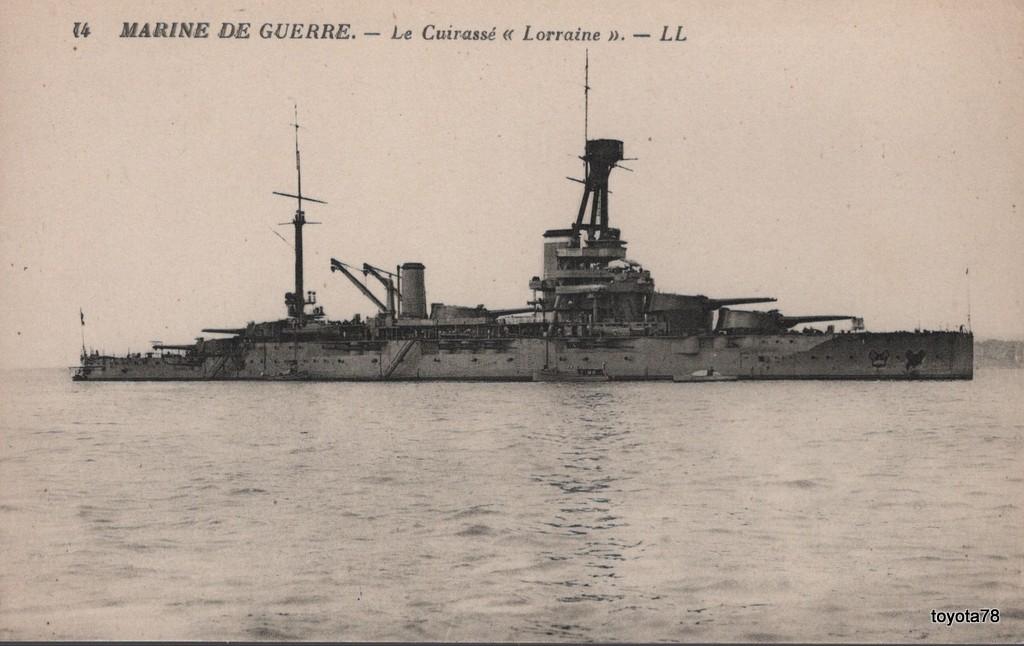 CUIRASSES CLASSE BRETAGNE (FRANCE) (FIN) Cuiras40
