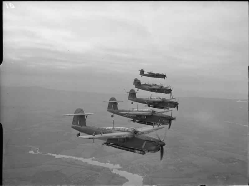 FAIREY BARRACUDA Fairey35