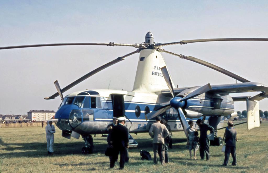 SIKORSKY S-65 SEA STALLION / S-80 SUPER STALLION (FIN) Fairey41