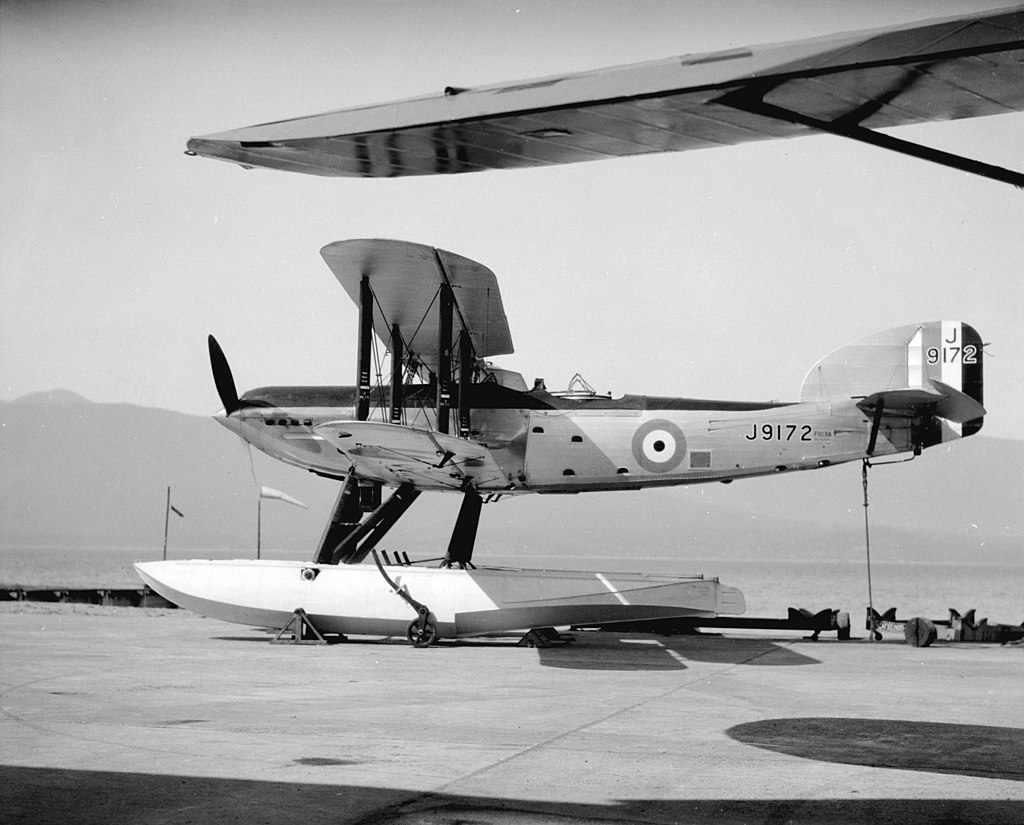 SUPERMARINE WALRUS Fairey43