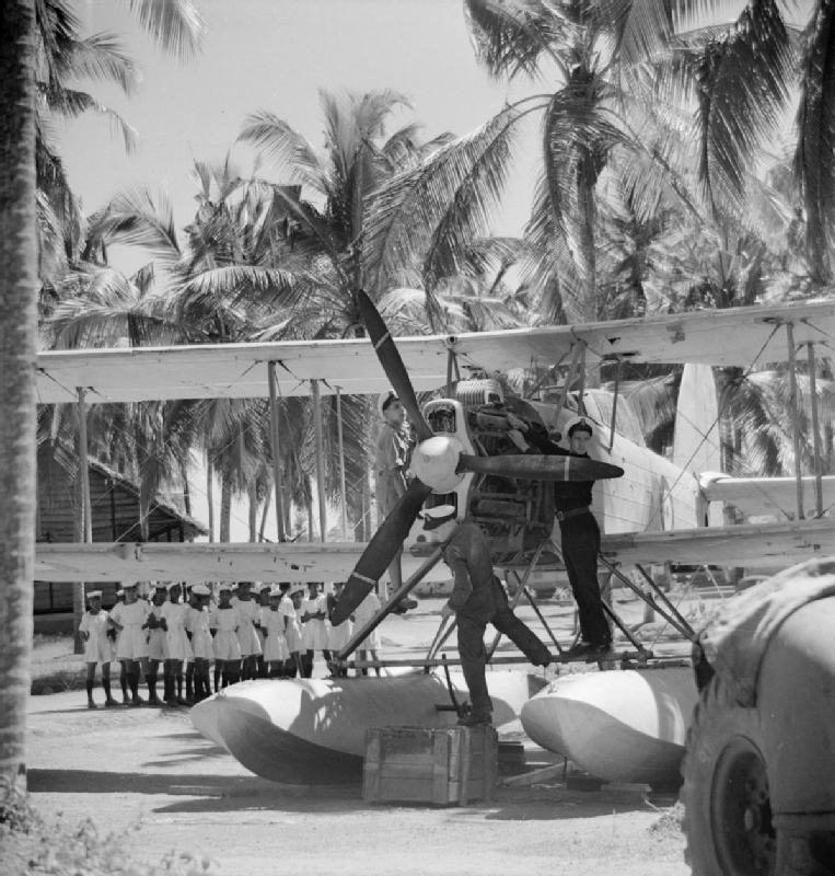 SUPERMARINE WALRUS Fairey44