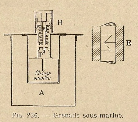 CONTRE-TORPILLEURS CLASSE VAUQUELIN (FRANCE) (Terminé) Grenad11