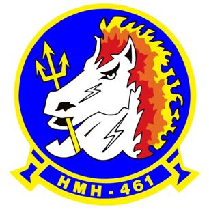 SIKORSKY S-65 SEA STALLION / S-80 SUPER STALLION (FIN) Hmh-4612