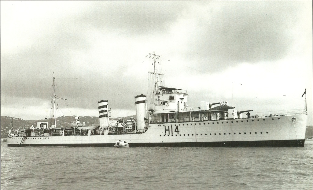 DESTROYERS LANCE-MISSILES CLASSE SHEFFIELD (TYPE 42) (NV) Hms_ac10