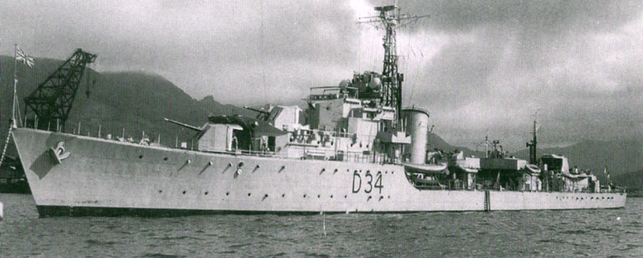 DESTROYERS LANCE-MISSILES CLASSE SHEFFIELD (TYPE 42) (NV) Hms_co13