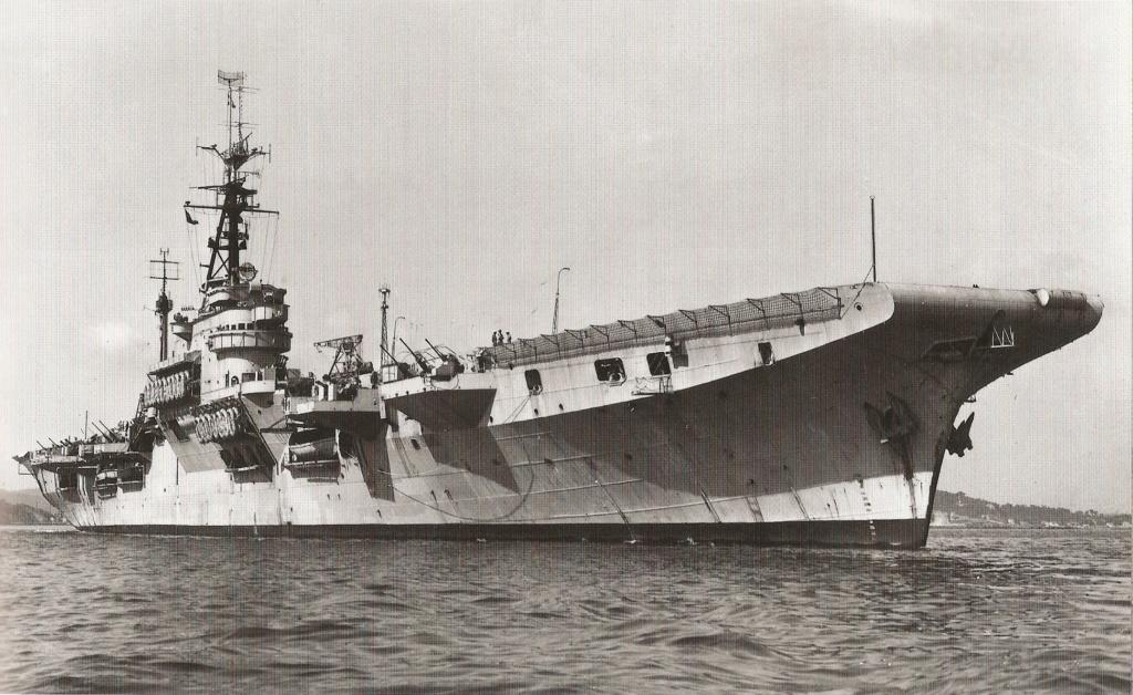 PORTE-HELICOPTERES HMS OCEAN (L-12) Hms_co23