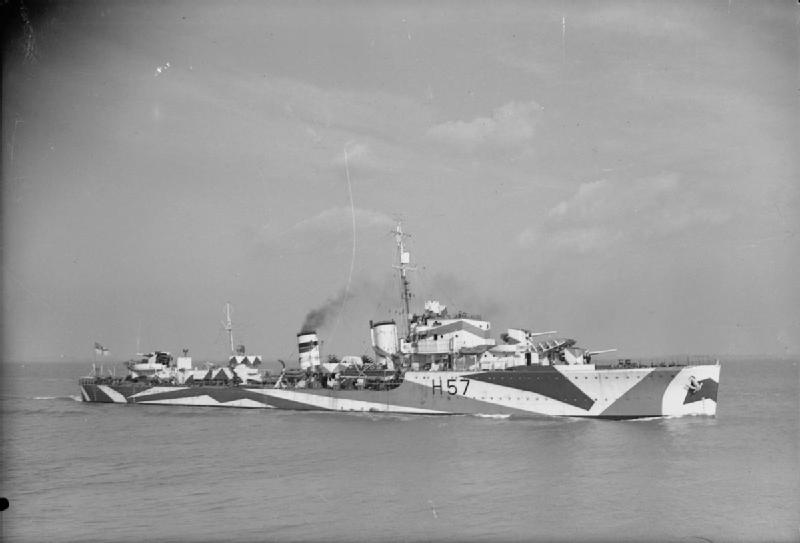 DESTROYERS LANCE-MISSILES CLASSE SHEFFIELD (TYPE 42) (NV) Hms_he11