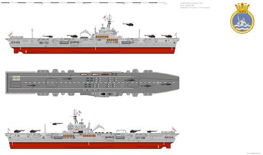 PORTE-HELICOPTERES HMS OCEAN (L-12) Hms_oc10