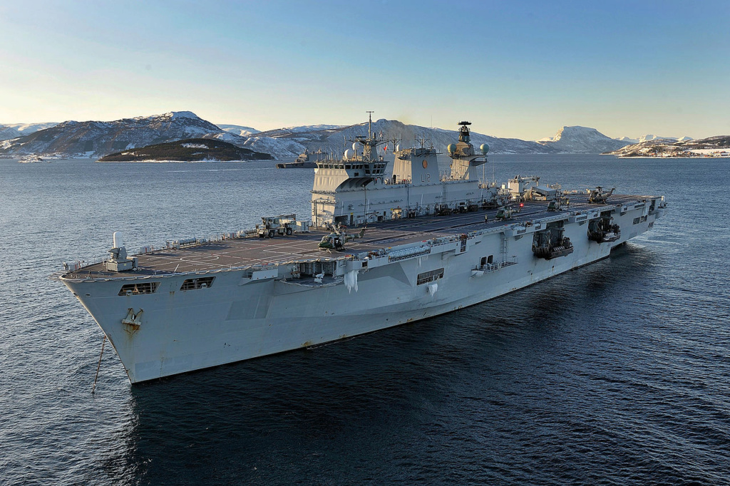 PORTE-HELICOPTERES HMS OCEAN (L-12) Hms_oc26