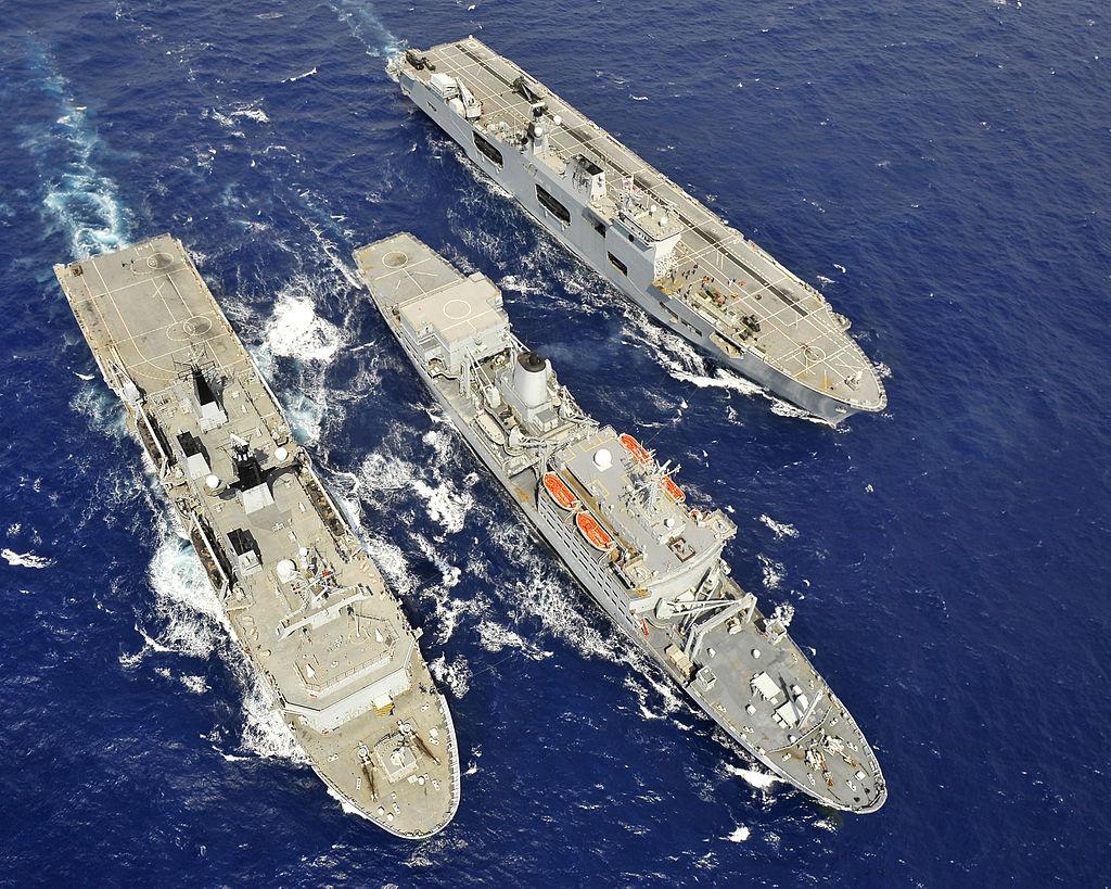 PORTE-HELICOPTERES HMS OCEAN (L-12) Hms_oc27