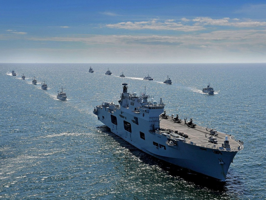 PORTE-HELICOPTERES HMS OCEAN (L-12) Hms_oc31