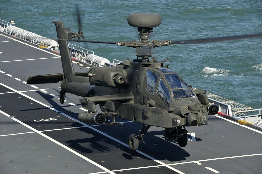 PORTE-HELICOPTERES HMS OCEAN (L-12) Hms_oc39