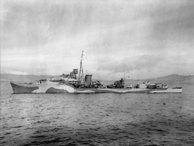 DESTROYERS LANCE-MISSILES CLASSE SHEFFIELD (TYPE 42) (NV) Hms_re10