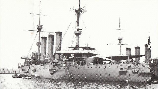 [Article] BATAILLE DE TSUSHIMA (27-28 MAI 1905) (Terminé) Ijn_iz10