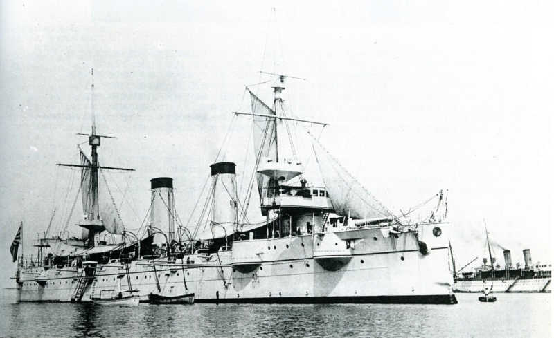 [Article] BATAILLE DE TSUSHIMA (27-28 MAI 1905) (Terminé) Ijn_ka11