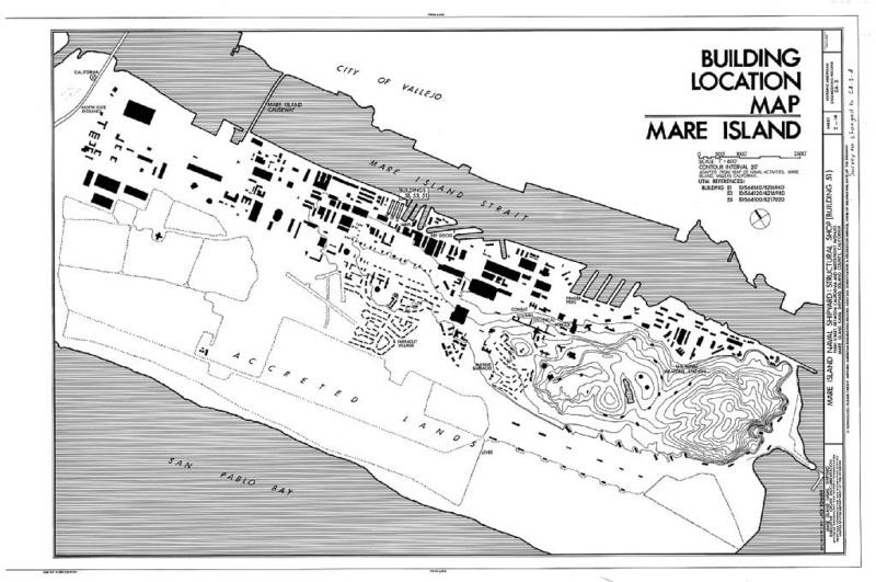 DESTROYERS CLASSE BAGLEY (ETATS UNIS) (Terminé) Mare_i10