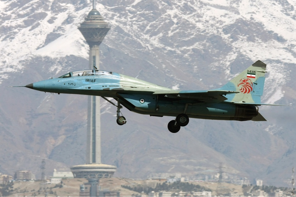 "MIKOYAN GOUREVITCH (MIG) MiG-29 ""FULCRUM""  Mig-2100"