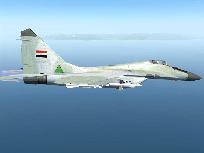 "MIKOYAN GOUREVITCH (MIG) MiG-29 ""FULCRUM""  Mig-2101"