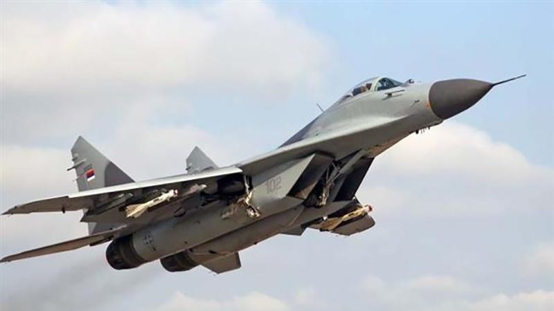 "MIKOYAN GOUREVITCH (MIG) MiG-29 ""FULCRUM""  Mig-2102"
