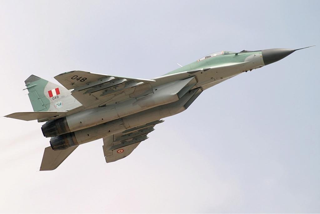 "MIKOYAN GOUREVITCH (MIG) MiG-29 ""FULCRUM""  Mig-2109"