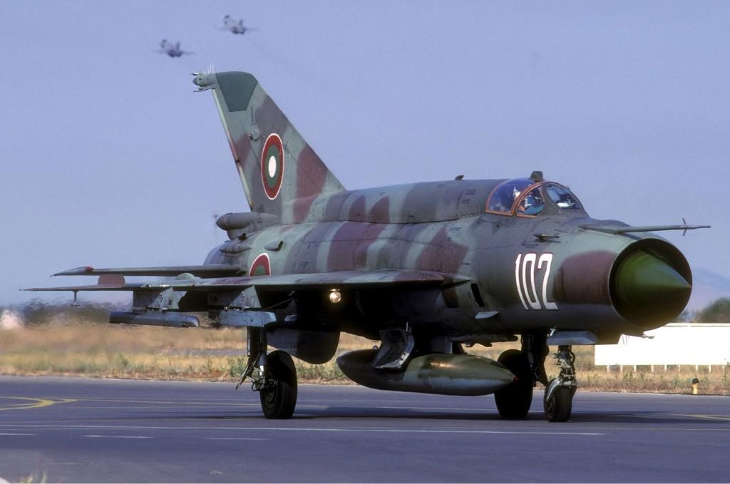 "MIKOYAN GOUREVITCH (MIG) MiG-29 ""FULCRUM""  Mig-2110"
