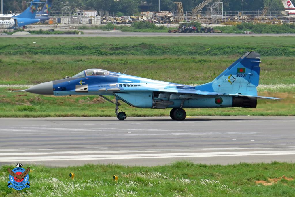 "MIKOYAN GOUREVITCH (MIG) MiG-29 ""FULCRUM""  Mig-2911"